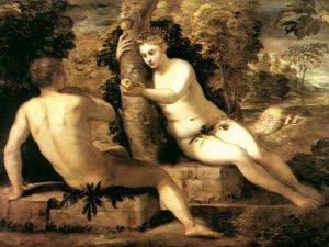 Adam i Ewa…