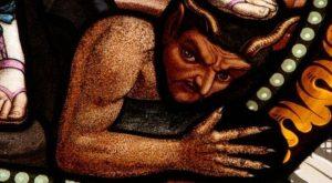 Dlaczego diabeł ma rogi, ogon i kopyta?