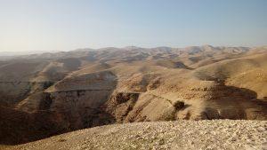 Izraelici szli przez 40 lat po pustyni, ale jakiej?