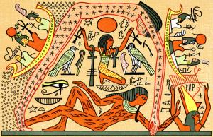 Kosmogonie Bliskiego Wschodu a opis stworzenia świata w Biblii