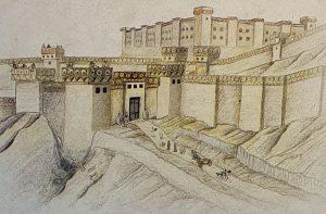 Starożytne miasto Lakisz