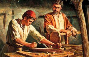 św. Józef był cieślą?